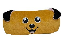Cartoon Animal Dog Soft Plush Stationery Pen Case - $17.52