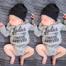 Newborn Infant Kids Baby Boy Girl Cotton Romper Jumpsuit Bodysuit Clothe... - $15.40