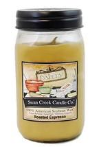 Swan Creek Candles Roasted Espresso 12 Oz - $17.91