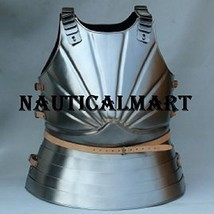 NauticalMart Plate Armour Steel Fantasy Medieval Costume Breastplate - $229.71