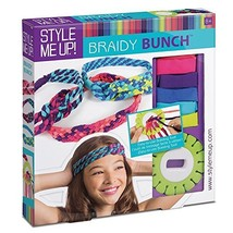 Style Me Up! Braidy Bunch Kids Art Craft - $13.24