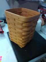 Longaberger Large Spoon Basket - 1997 - $9.15