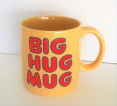 Big Hug Mug FTD Yellow As Seen On HBO's True De... - $14.99