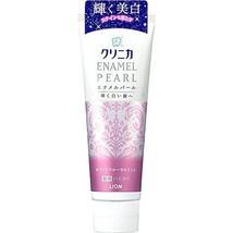 Lion Clinica enamel pearl white floral mint Vertical 130g