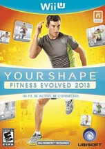 Your Shape Fitness Evolved 2013 - Wii U - $10.99