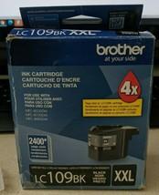 Brother LC 109BK Ink Cartridge, Black - 1-pack LC109BK - $29.69