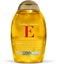 OGX Healing +Vitamin E Shampoo for split ends and frizziness 13oz - $12.82