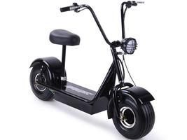 Electric Scooter MotoTec FatBoy 48 Volts 500 Watt Fat Tire Transporter image 6
