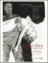Steely Dan 1995 Alive in America original ad 8 x 11 The Mummy advertisement - $3.95