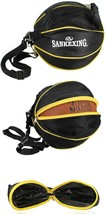 Basketball Bag Outdoor Sports Shoulder Nylon Training Equipment Kids Acc... - $23.07 CAD