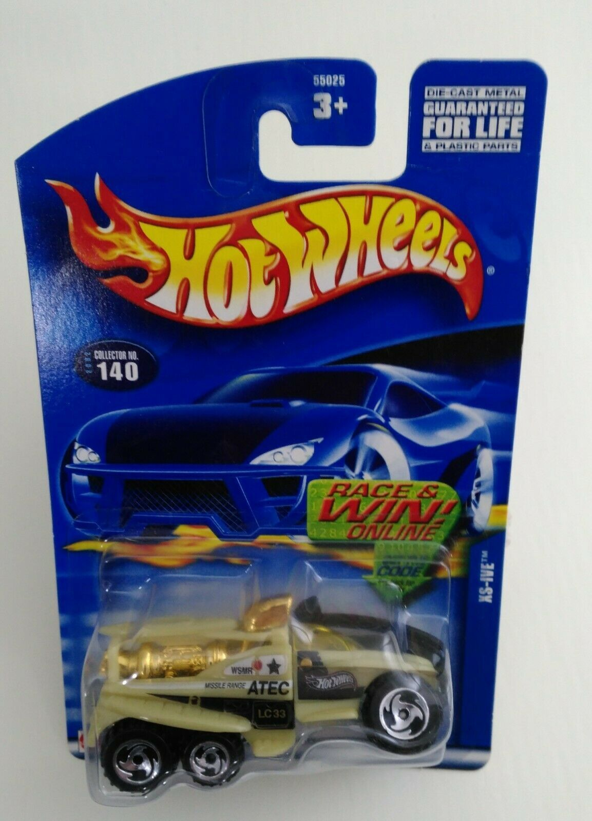 Primary image for Hot Wheels 2002 Collector #140 XS-IVE