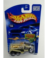 Hot Wheels 2002 Collector #140 XS-IVE  - $3.50