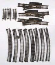 HO Scale Train Track Lot of 14 pieces - made in Italy - $23.00
