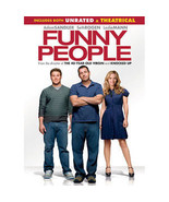 Funny People (DVD, 2009, Rated/Unrated Versions) - $2.59