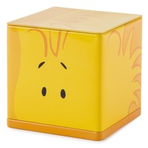 Woodstock Hallmark Peanuts Gang CUBEEZ  Container - Charlie Brown - Tin - $14.10