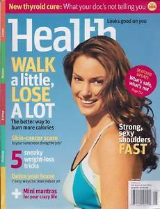 Primary image for Health June 2006 Magazine