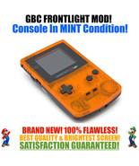 Nintendo Game Boy Color GBC Frontlight Front Light Frontlit Mod Daiei Ha... - $136.07