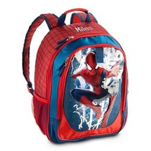 Disney Store Marvel The Amazing Spiderman Spider Man Backpack - $24.99