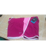 Nike TEMPO Women's Running Shorts Sz XL FUCHSIA Design - $20.00