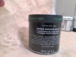 PETER THOMAS ROTH   IRISH MOOR MUD   PURIFYING BLACK MASK 6.8 fl. oz. - $26.18