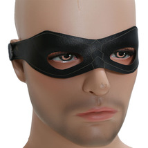 Green Arrow Mask Oliver Queen Cosplay Black Eye Patch Halloween Costume ... - $38.20 CAD