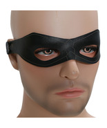 Green Arrow Mask Oliver Queen Cosplay Black Eye Patch Halloween Costume ... - $28.99