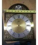 TEMPUS FUGIT grandfather clock dial face - $95.99