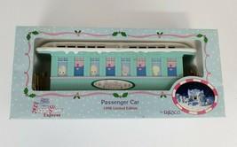 Precious Moments-Sugar Town Express Train Passenger Car-1996 Limited Edi... - $15.00