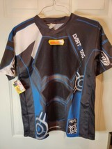 New Nerf Dart Tag Shirt Official Competition Jersey Blue/black  Size L / XL - $12.10