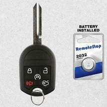 For 2011 2012 2013 2014 2015 Lincoln MKX S Navigator Uncut Car Remote Ke... - $14.82