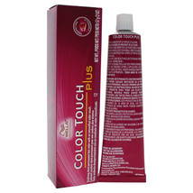 Wella Color Touch 77/03 Hair Color Medium Blond/Intense Natural Gold 2oz - $11.39