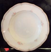"Mikasa ""Romantic Garden"" 1 Serving, or large soup bowl 9"" across - $12.98"