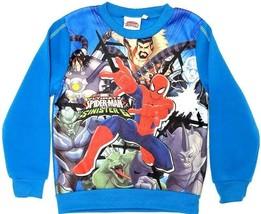 Marvel Ultimate Spider-Man Sinister 6 Boy's Fleece Sweatshirt (Size: 6A) - $15.83