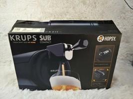 Krups the Sub Compact Draft Beer Dispenser VB641850 Fresh Draft Beer At ... - $89.10