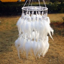Wind Chimes Hanging Dream Catcher Feather Dreamcatcher Indian Style Pend... - $25.99