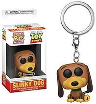 Slinky Dog Funko Pocket POP! Minifigure Keychain Toy - $3.95