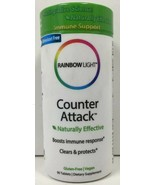 (New) Rainbow Light Counter Attack - Immune Support, 90 Tablets - $35.63