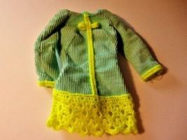 Vintage 1968 Mattel Barbie Now Wow Dress #1853 - $19.80