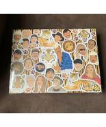 Tiger King 500 Piece Puzzle Animal Print Joe Exotic Carole Baskin Wynnew... - $29.69