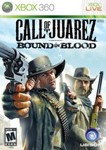 Call of Juarez Bound in Blood - $15.58
