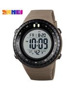 SKMEI Luxury Outdoor Military Sports Watches 50M Waterproof LED Digital ... - $35.22