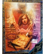 Puzzle Christ Forgiven Vintage Collectible Puzzles by Artist Ron DiCianni  - $49.99