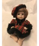 """Pocelain Doll 6"""" Tall - $9.90"""