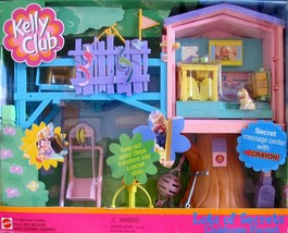 Barbie Kelly Lots of Secrets Clubhouse Playset *COLLECTIBLE* *RARE* *BRA... - $212.86
