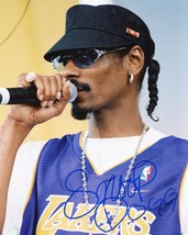 SNOOP DOGGY DOGG 8x10 Color Signed Reprint Photo Music Memorabilia Photo... - $10.00