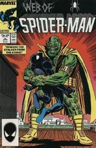 The Web of Spider-Man #25 VF/NM 1987 Marvel Comic Book - $1.89