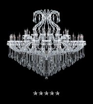 Maria Theresa Ice Crystal Chandelier - £5,984.65 GBP