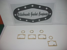 KAWASAKI H1 500 CARBURETOR GASKETS (30 DAY SALE $9.99) 16019-008 18-2667... - $7.26