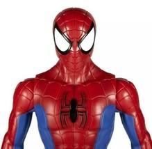 "Marvel Spiderman Titan Hero Series PowerFX Compatible 12"" Action Figure ... - $16.87"