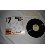 happy day foggy river boys international artists  5007 album 7 with 8 au... - $11.00